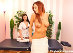Get a Great Massage from Taylor Vixen