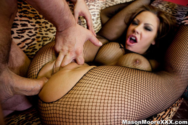 Mason Moore is a Naughty, Dirty Girl